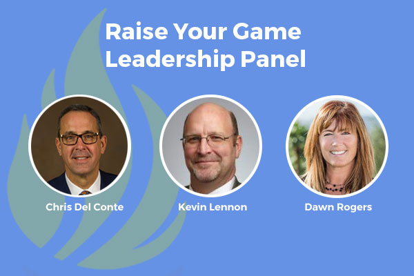 Raise Your Game Leadership Panel